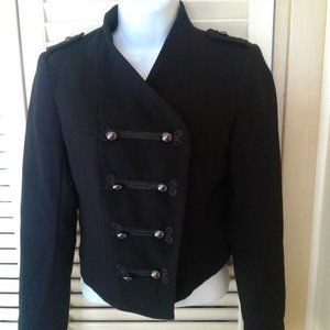 H&M Double Breasted Blazer Size 6